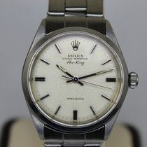 Rolex Air King Precision 5500 Very good Steel 34mm Automatic