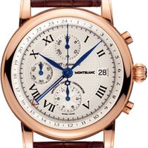 Montblanc Rose gold Manual winding Arabic numerals 42mm new Star