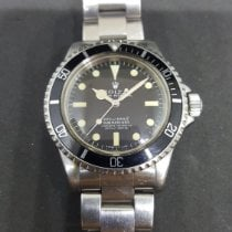 Rolex 5512 Acero 1966 Submariner (No Date) 40mm usados