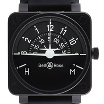 Bell & Ross BR 01-92 Steel 46mm Black United States of America, New York, NY