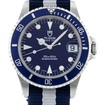 Tudor Submariner Steel 36mm Blue United States of America, Georgia, Atlanta