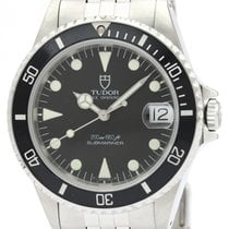 Tudor 75090 Steel Submariner 36mm pre-owned