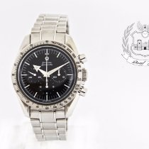 Omega 35945000 Steel 2002 Speedmaster Broad Arrow 42mm pre-owned
