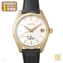 Seiko Yellow gold Automatic pre-owned Grand Seiko