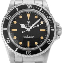 Rolex Submariner (No Date) 5513 1976 usados