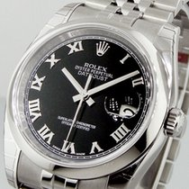Rolex Datejust 116200 Nové Ocel 36mm Automatika