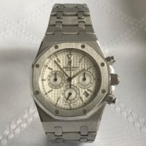 Audemars Piguet 25860ST.OO.1110ST.05 Steel 2008 Royal Oak Chronograph 39mm pre-owned
