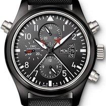 IWC Pilot Chronograph Top Gun IW379901 new