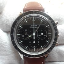 Omega Speedmaster Professional Moonwatch Steel Black No numerals United States of America, Connecticut, NORWICH