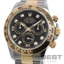 Rolex 116503G Gold/Steel Daytona 40mm pre-owned