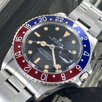 Rolex GMT-Master 16750 1986 pre-owned