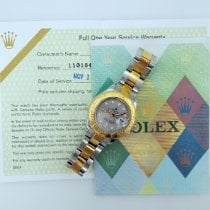 Rolex 169623 Gold/Steel 2001 Yacht-Master 29mm pre-owned United States of America, California, Marina Del Rey