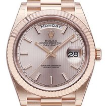 Rolex Day-Date 40 18 kt Everose-Gold 228235 Sundust