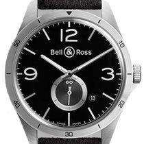 Bell & Ross BR 123 GT deutsche Papiere inkl MWST