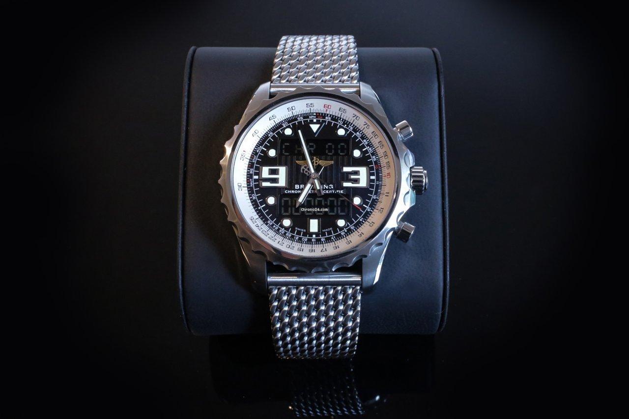 Breitling chronospace