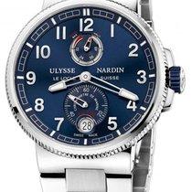Ulysse Nardin Marine Chronometer Manufacture 43mm 1183-126-7M.63
