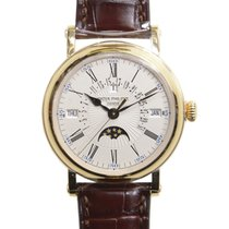 Patek Philippe Grand Complications Gold White Automatic 5159J-001
