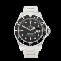 Rolex Submariner Stainless Steel Gents 16610 - W4202