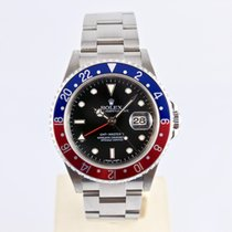 "Rolex GMT-Master II 16710 ""Stick Dial"" Z-Series with..."