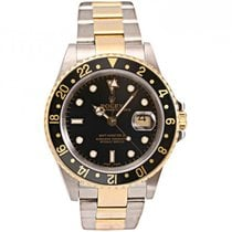 Rolex GMT Master II 16713 Pre-Owned