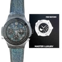 Hublot Big Bang Jeans Ceramic 41mm Blue No numerals United States of America, New York, NEW YORK