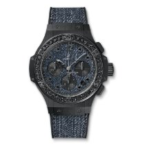 Hublot Big Bang Jeans Ceramic 41mm Blue No numerals United States of America, New York, NEW YORK