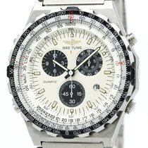 Breitling Jupiter Pilot Quartz Stainless Steel Men's Sports...