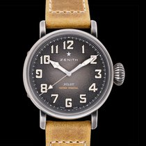Zenith Steel Automatic 11.1940.679/91.C807 new United States of America, California, San Mateo