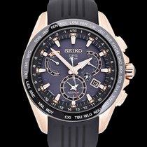 Seiko Astron GPS Solar 8X Series Dual-Time - SBXB055