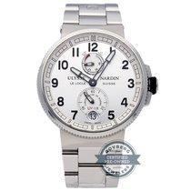 Ulysse Nardin Marine Chronometer Manufacture 1183-126-7M/61