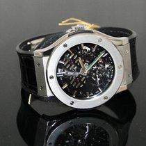 Hublot Classic Fusion Ultra-Thin Titanium 45mmmm Transparent No numerals United States of America, Florida, Miami