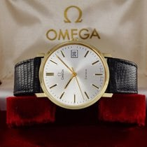Omega Geneve Gold Watch 14K cal.1030  -   1972