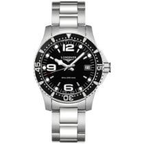 Longines HydroConquest Steel 34mm Black United States of America, New York, New York