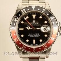 "Rolex – Gmt Master Ii – Ref. 16760  ""fat Lady Original 1988..."