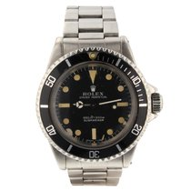 Rolex 5513 Steel 1971 Submariner (No Date) pre-owned United States of America, Florida, Miami