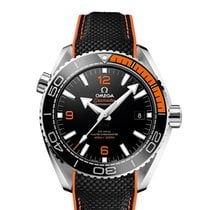 Omega Seamaster Planet Ocean new 2020 Automatic Watch with original box and original papers 215.32.44.21.01.001