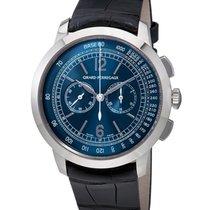 Girard Perregaux Cronografo 40mm Automatico nuovo 1966 Blu