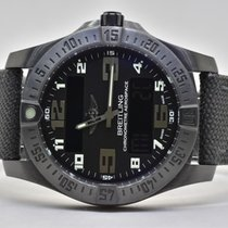 Breitling Aerospace EVO Titanio 43mm Negro Sin cifras