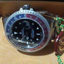 Rolex GMT-Master II Acero Negro Sin cifras México, Metepec