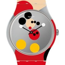 Swatch Plastic Quartz SUOZ290S new