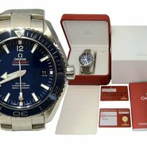 Omega 23290462103001 Titanium Seamaster Planet Ocean 45mm pre-owned United States of America, North Carolina, Charlotte