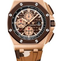 Audemars Piguet Royal Oak Offshore Chronograph Rose gold United States of America, Iowa, Des Moines
