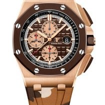 Audemars Piguet Royal Oak Offshore Chronograph 26401RO.OO.A087CA.01 New Rose gold Automatic
