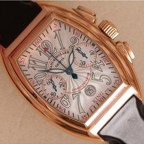 Franck Muller 8005 CC KING Rose gold 2012 Conquistador 40mm pre-owned
