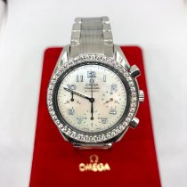 Omega Speedmaster Ladies Chronograph usados Madreperla Acero