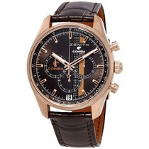 Zenith Red gold Automatic Brown 42mm new El Primero Chronomaster