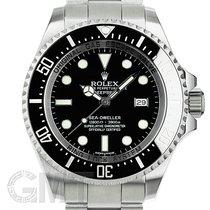 Rolex Sea-Dweller Deepsea 44mm Μαύρο