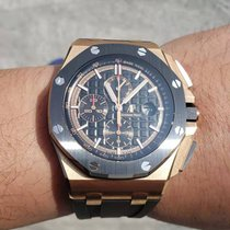 Audemars Piguet Royal Oak Offshore Chronograph 26401RO.OO.A002CA.02 2017 pre-owned
