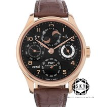 IWC Portuguese Perpetual Calendar new Automatic Watch with original box and original papers IW503202