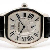 Cartier Tortue Weißgold Silber Römisch Deutschland, Oberpframmern
